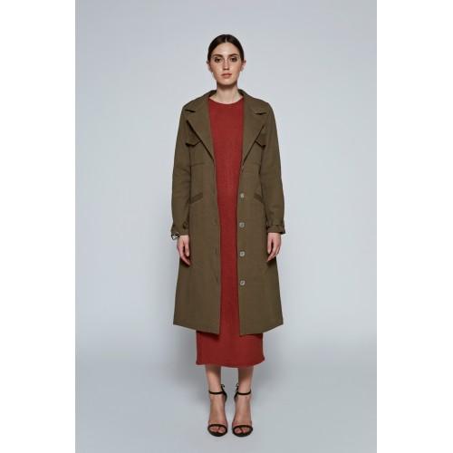 HALAH Trench Coat